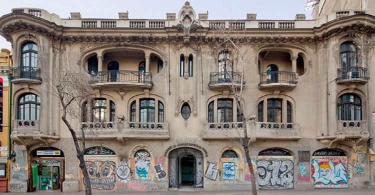 La Tendencia de recuperar edificios antiguos y hogares muy cómodos