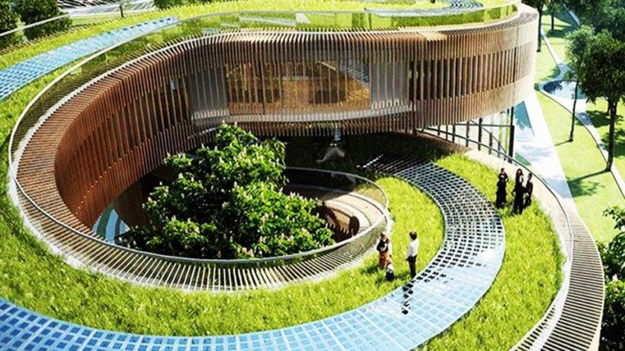 Conoce la arquitectura sostenible