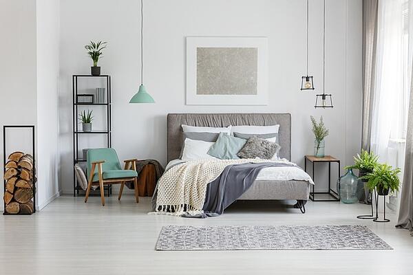 Como lograr un dormitorio al estilo nordico