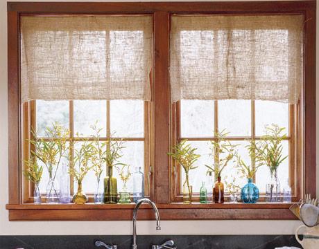 La importancia de elegir muy bien la decoración de las ventanas